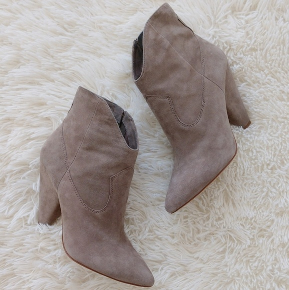 c44df569f5a Vince Camuto Movinta Bootie. M 5c3cc6419539f77886a6a99f